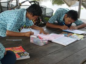 masing-masing siswa membutuhkan alokasi waktu dan upaya yang berbeda-beda untuk menguasai suatu materi ajar
